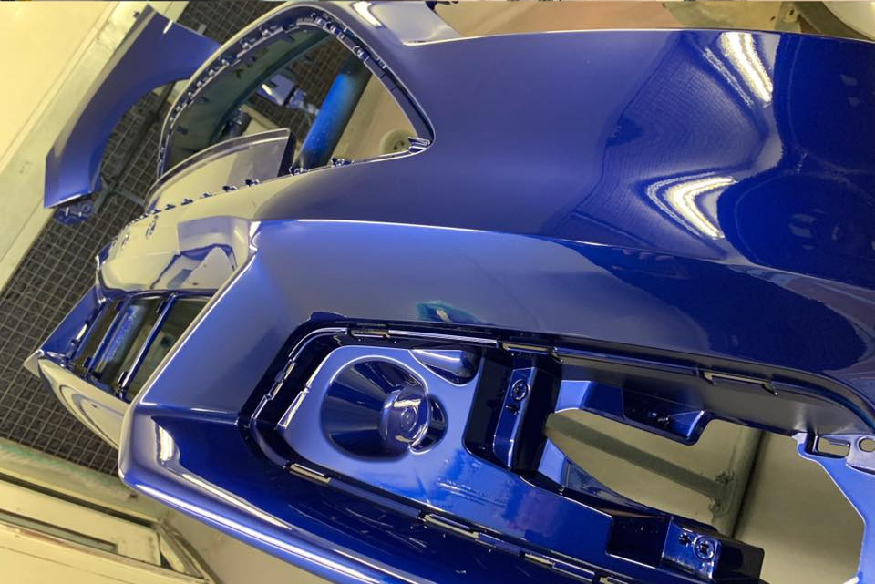 Fiesta ST Accident Damage Repair