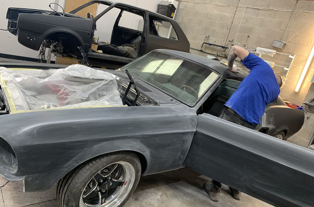 Classic Restorations and Projects