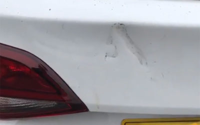 Astra Tailgate & Rear Bumper Repair