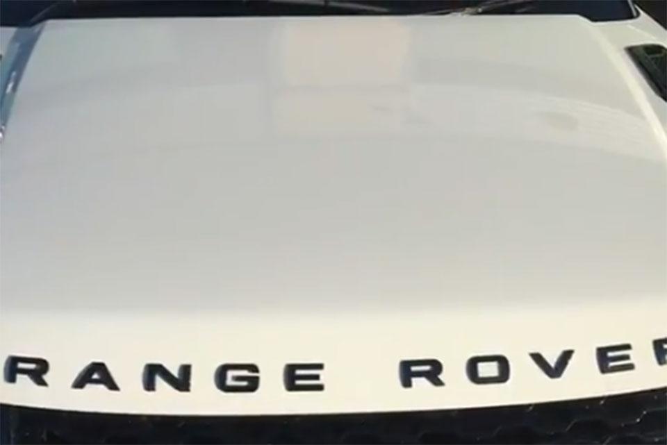 Range Rover Black Pack Styling