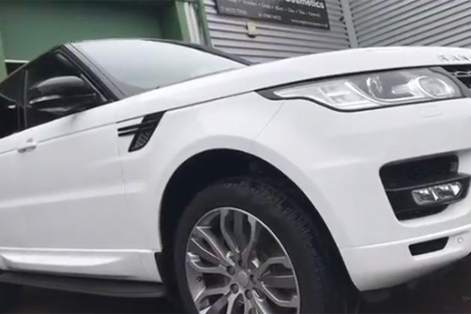 Range Rover Sport Colour Code