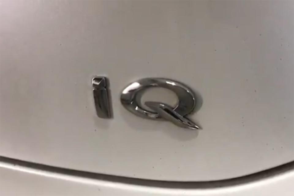 Toyota IQ Authorised Insurance Repair