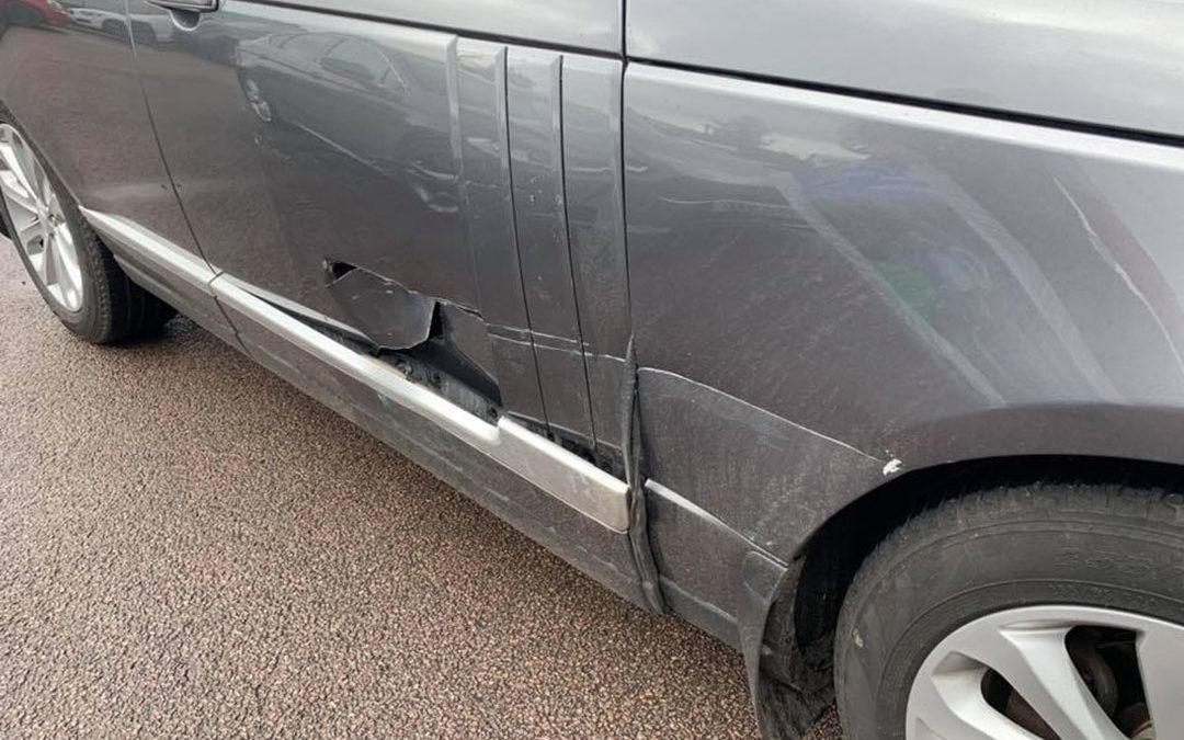 Derby's Premier Accident Repair Centre